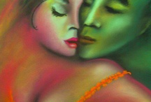 Kiss  ~ Kuss  ~ zoen / #Kiss  ~ #Kuss  ~ #zoen ~ Amazing #Art ~ Amazing #Photos ~ Amazing ~ #Creations #Art ~ #Kunst ~ #Foto  www.astridbrouwer.de / by Astrid Brouwer
