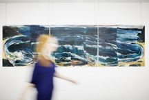 Debbie Mackinnon / Evocative and immersive Australian landscape paintings by Debbi Mackinnon.