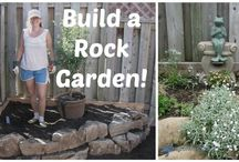 OUTDOOR PLANTERS ON THE CHEAP