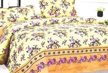 Branded Bedsheet Sets / Make a beautiful relationship with your bed, with bedsheets available @ http://www.bagittoday.com/ / by Bag It Today