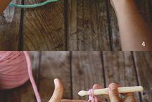 crochet / trapilho