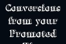 Pinterest > Promoted Pins / by Pin4Ever - Pinterest Tools