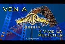 Parque Warner en vídeo