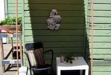 Outdoor ideas / by Amy Lowe