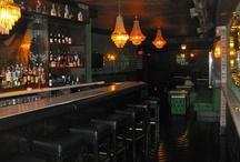 Restaurants/Bars / by Vendetta Mankillah