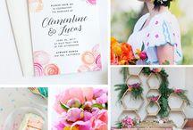 Fine Day Press Wedding Inspiration Boards
