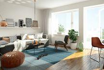 Feng Shui para tu hogar / ¿Quieres renovar las energías de tu hogar? Te presentamos diferente claves para organizar tu casa según el Feng Shui