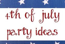 Red, White & Blue! / All Things Patriotic   4th of July   Memorial Day   Labor Day   Decor   Recipes   Crafts   DIY   America