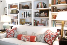 Savvy Storage / Where do I put everything, I have no space? There's always space and here are some great examples