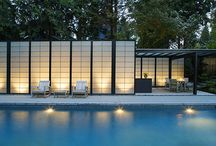 pool ideas / by Catherine Everett