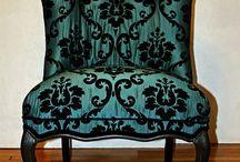 Turquoise & Black