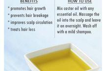 Beauty hair tricks