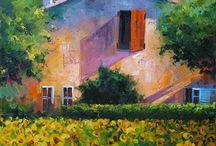 schilderijen landschap
