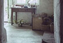 Rustic Home Interiors / Lovely collection of country interiors:)