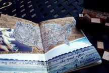 Journals, sketchbooks & calendars