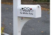 Mailboxes / by Angela Horsfall