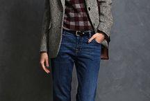 Образы с джинсами
