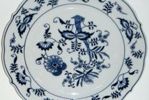 Blue and White Patterns / by Classic Replacements