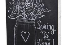 Spring is here / Nature is blooming, we are getting ready for summer / by Metohi Georgila