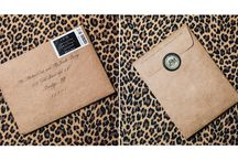 Stationery / Stationery concepts by Erganic Design