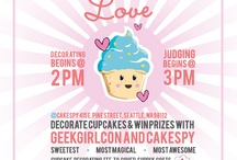 Cupcake Events / by CupcakesTakeTheCake