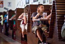 Hotel dla dzieci / Położenie hotelu pomiędzy atrakcjami Inwałd Parku musiało zaowocować mnóstwem udogodnień dla najmłodszych :)