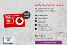 Vodafone / Kostenlose Vodafone CallYa Freikarte | Prepaiddealz.de