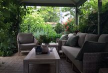 Garden furniture / Garden furniture and ornaments