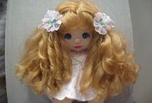My child strawberry blonde