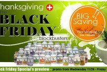 Black Friday Block-blusters DEALS→