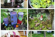 miniature gardens / by Pia Mobouck