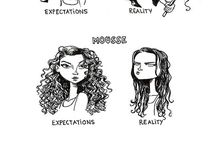 All about hair.
