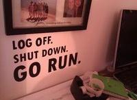 Run / by Ruby Kohler