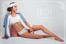 SS13/14 Odette the Swan Maiden / We create beautiful, sustainable swimwear, allowing you stay fashionable without negative impact on the environment and on society.