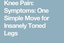 Knee pain acceptable exercises