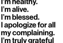 Blessings / Blessing quotes