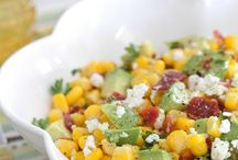 Salads / by Lindsay Traylor