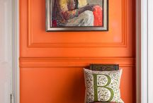 Orange You Nice! / #Clementine | #Orange | #Gild&Garb | #McCoryInteriorsInspirations | #MI