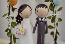 """mariage """"là haut"""" !/ colorée"""