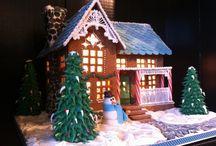 ginger HOUSES