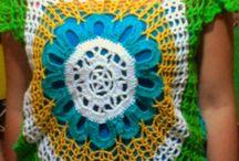 blusas / blusas, chalecos, remeras, boleros, tejidos a crochet