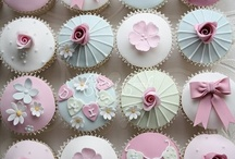 Pink cupcakes / Cakes