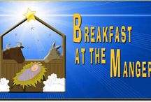 Breakfast at the Manger event / by Carmen Anderson Fleck