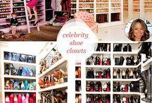 Celebrities Closets