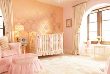 my baby girls nursery ideas