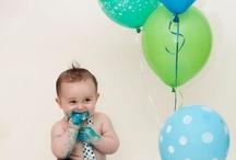 Boys first birthday / by Taylor Culver