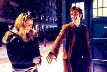 Fandom: Doctor Who / BBC's hit TV show.