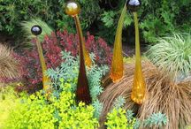 Funky ideas / strange and quirky ideas for the garden