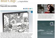 A COZINHA SECRETA NAS MÍDIAS / Notícias, notas, reportagens com A Cozinha Secreta