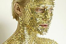 Artifice / Beauty makeup that manipulates the body